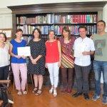 Pohvalnica za NAJ projekt - Forum Tomizza